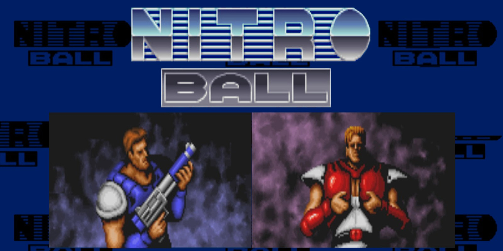 Johnny Turbo's Arcade: Nitro Ball