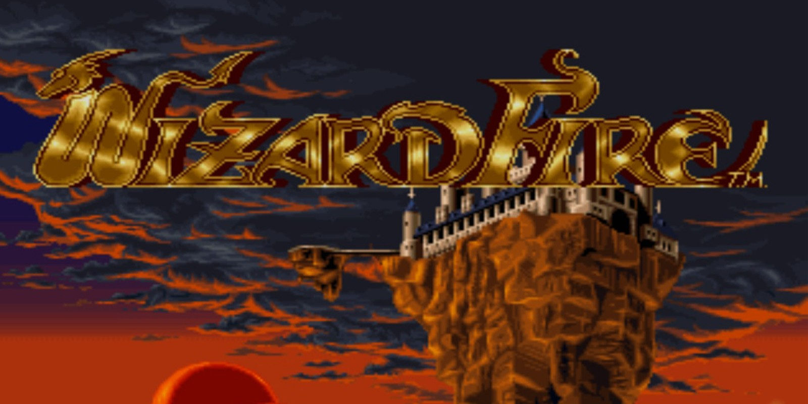 Johnny Turbo's Arcade: Wizard Fire
