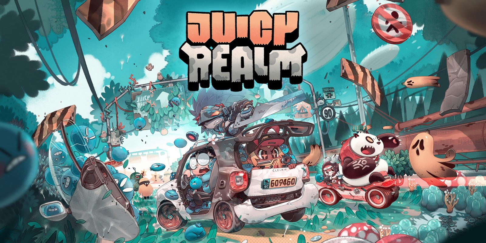 Juicy Realm | Aplicações de download da Nintendo Switch | Jogos ...