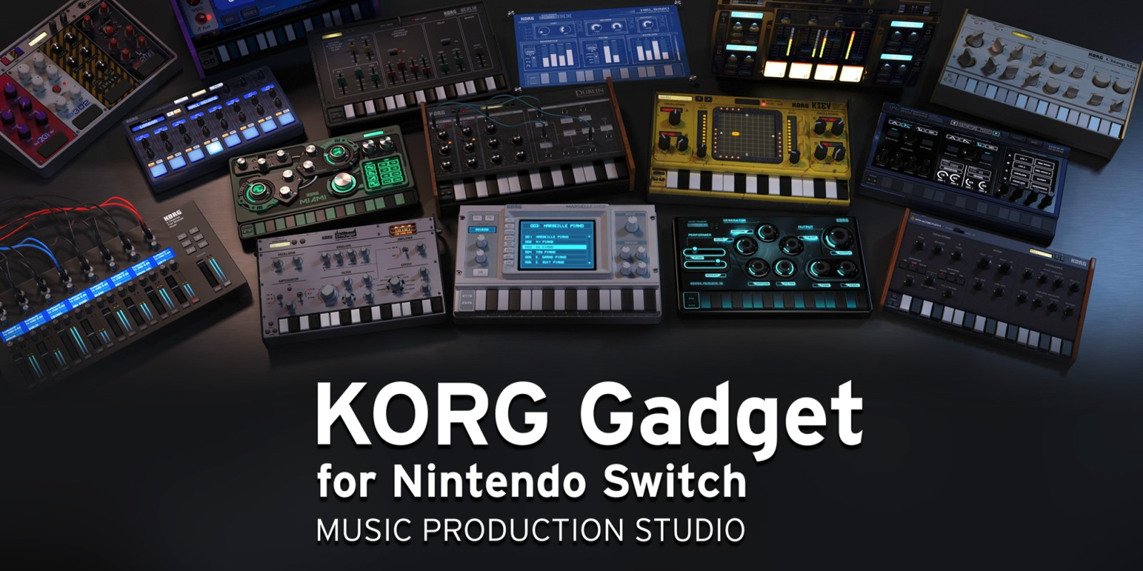 Korg Gadget For Nintendo Switch Nintendo Switch Download