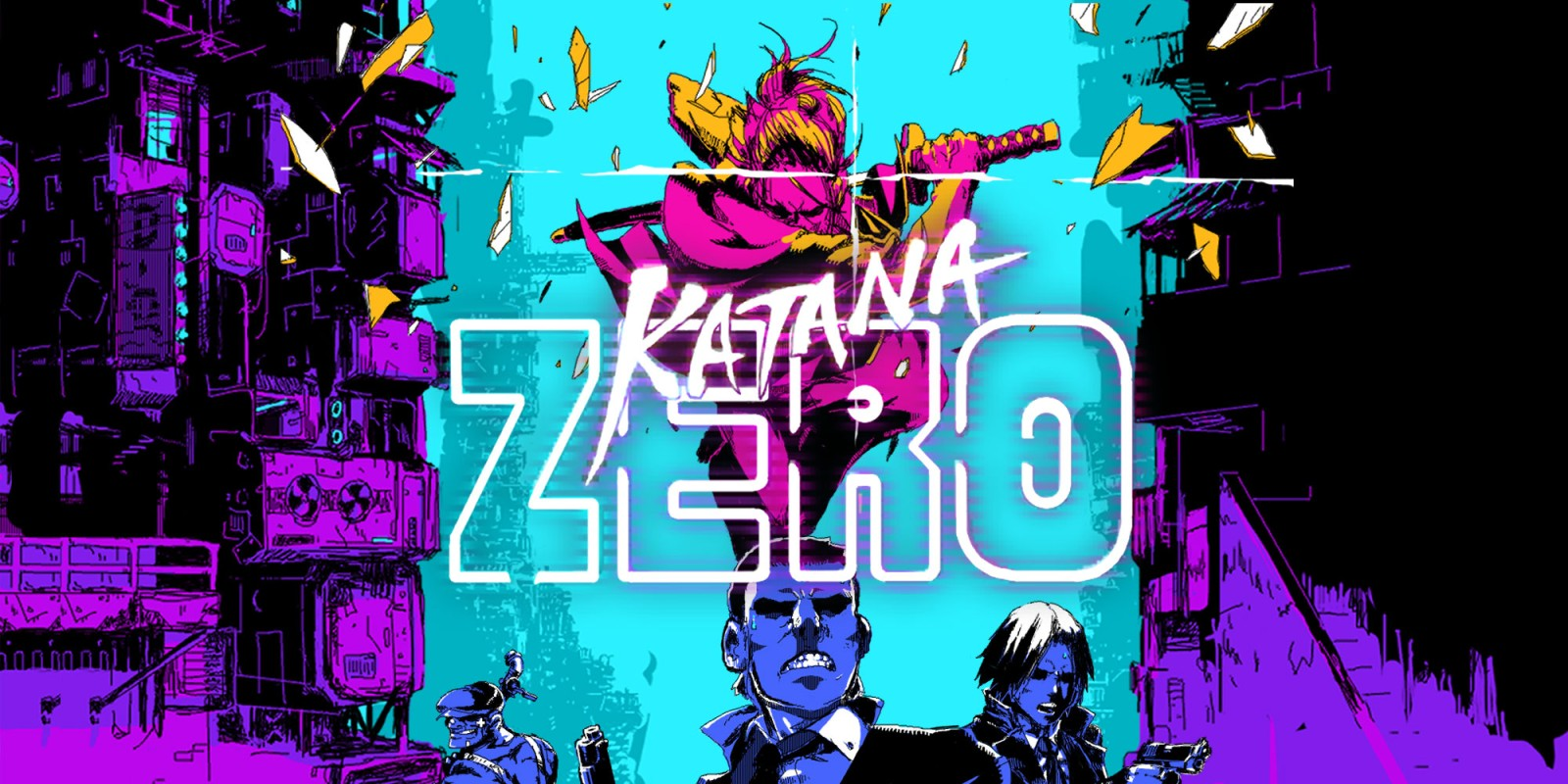 Katana ZERO Nintendo Switch download software Games