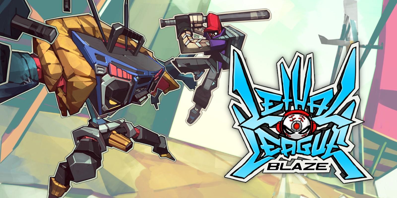 Lethal League Blaze Aplicacoes De Download Da Nintendo Switch