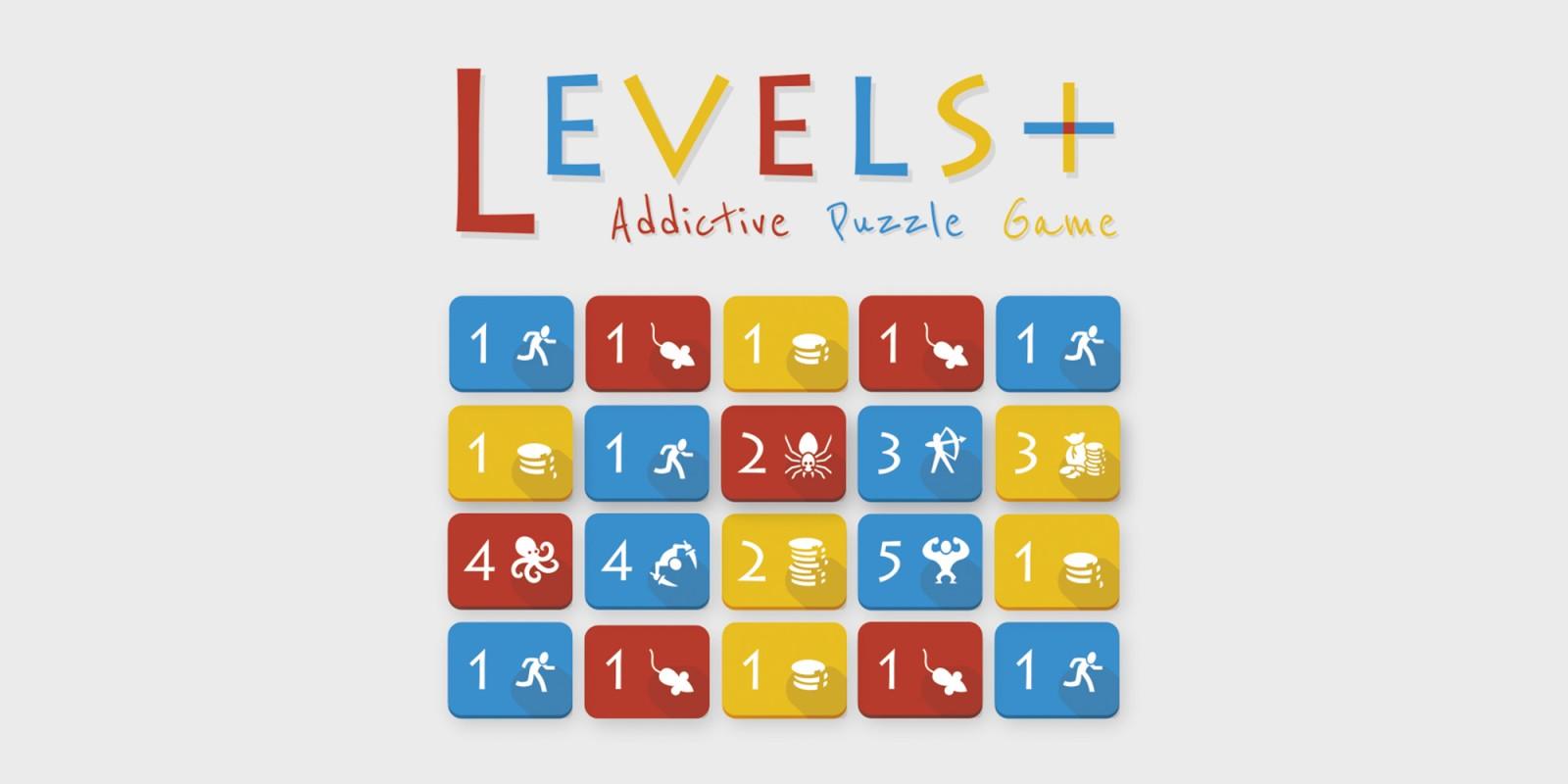 Levels+ : Addictive Puzzle Game