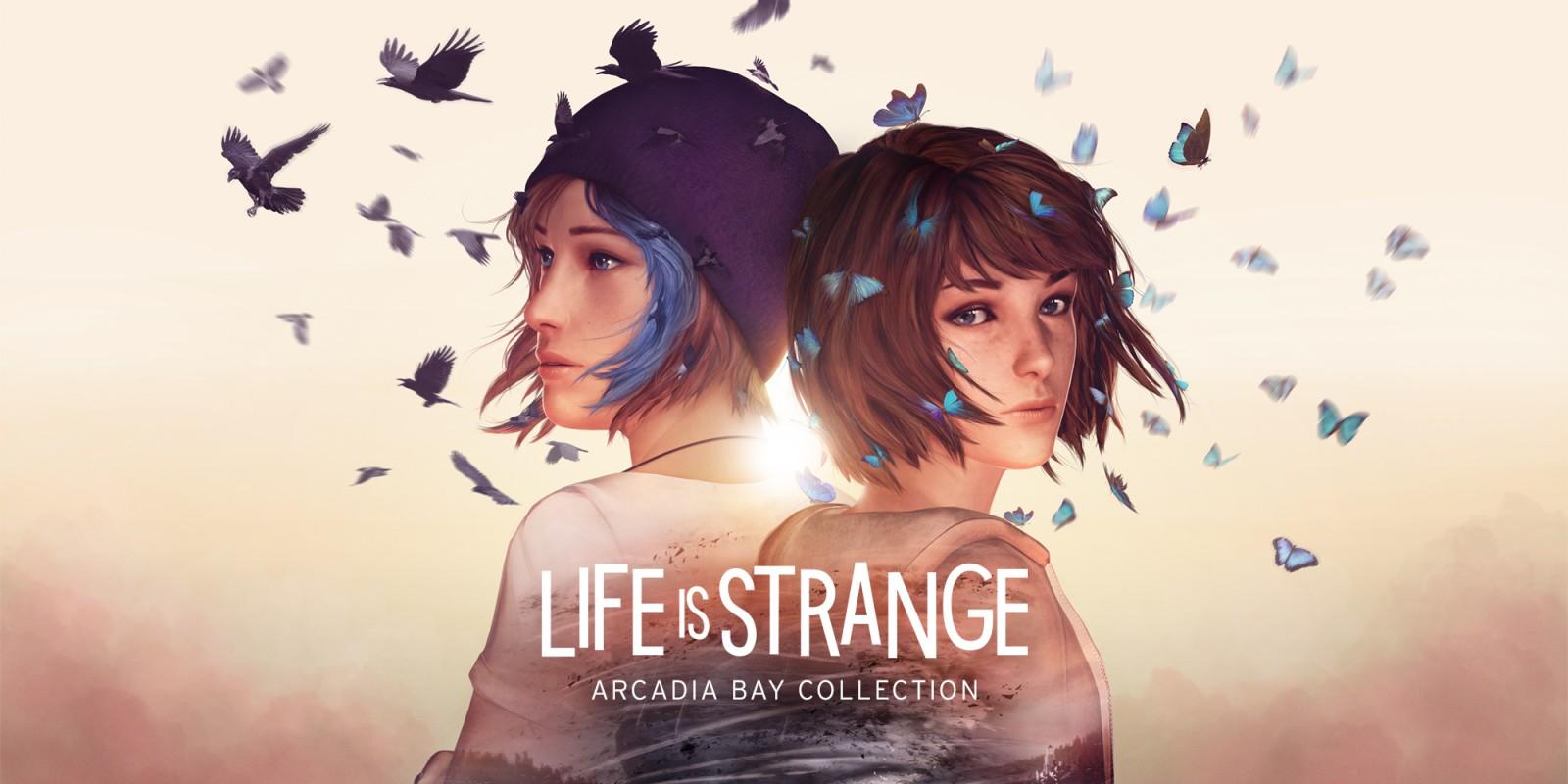 Life is Strange Remastered Collection | Programas descargables Nintendo  Switch | Juegos | Nintendo