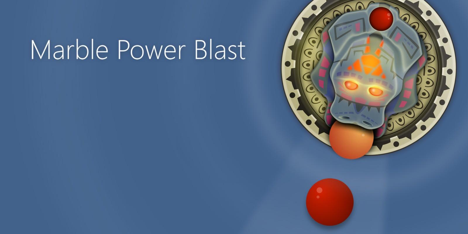 Marble Power Blast | Nintendo Switch download software