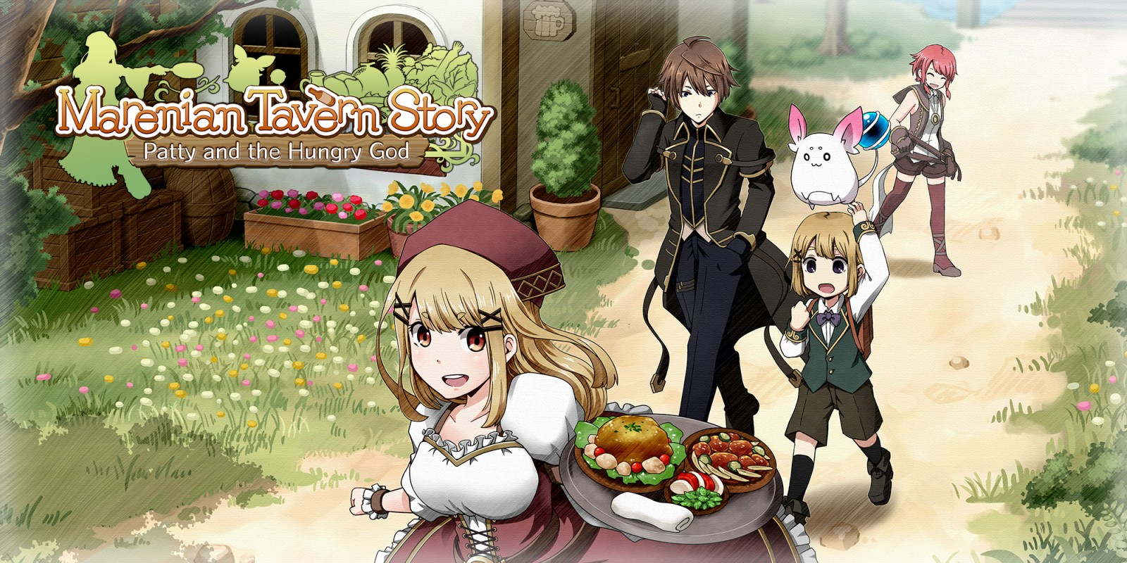 Marenian Tavern Story: Patty and the Hungry God