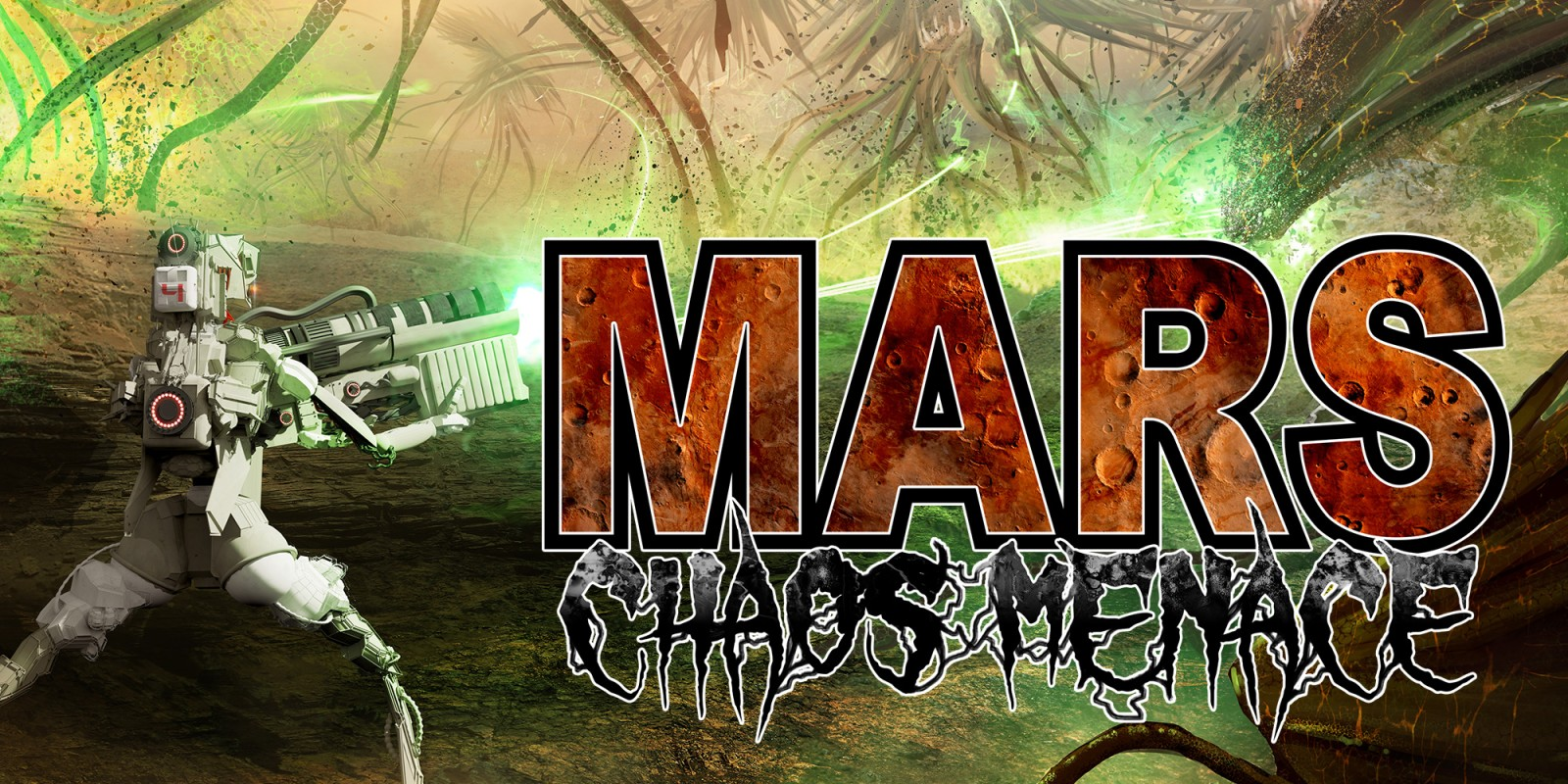 Image result for MARS CHAOS MENACE