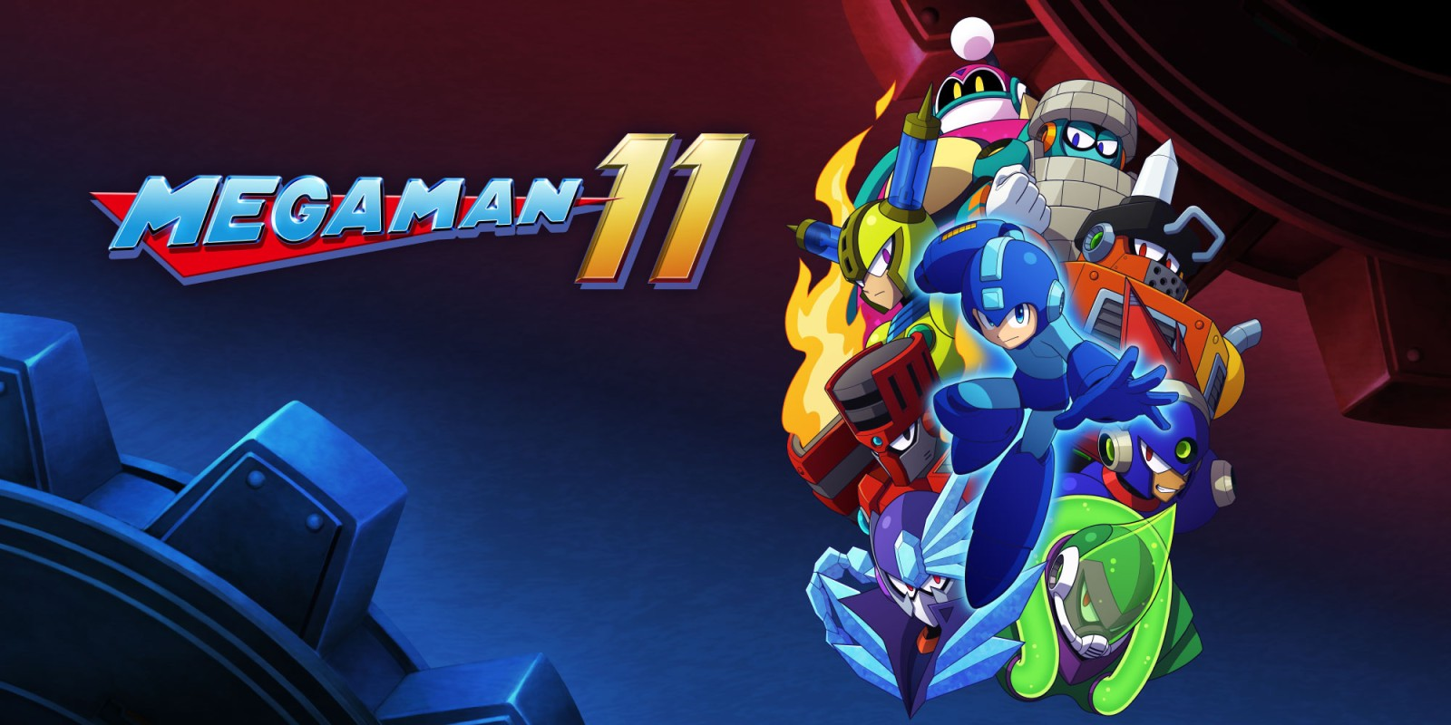Image result for mega man 11