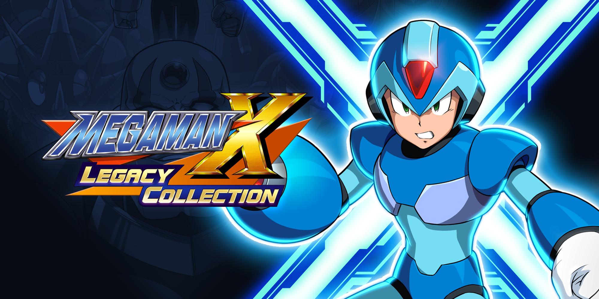 Mega Man X Legacy Collection Aplicações De Download Da Nintendo Switch Jogos Nintendo