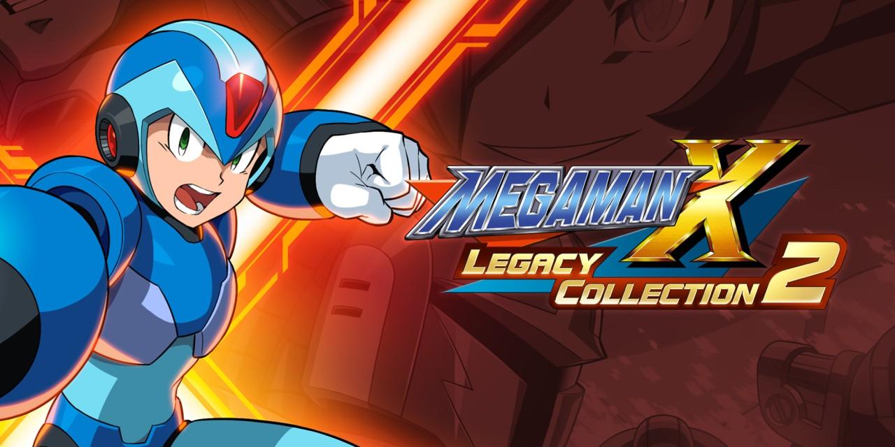 Mega Man X Legacy Collection 2 Aplicações De Download Da Nintendo Switch Jogos Nintendo