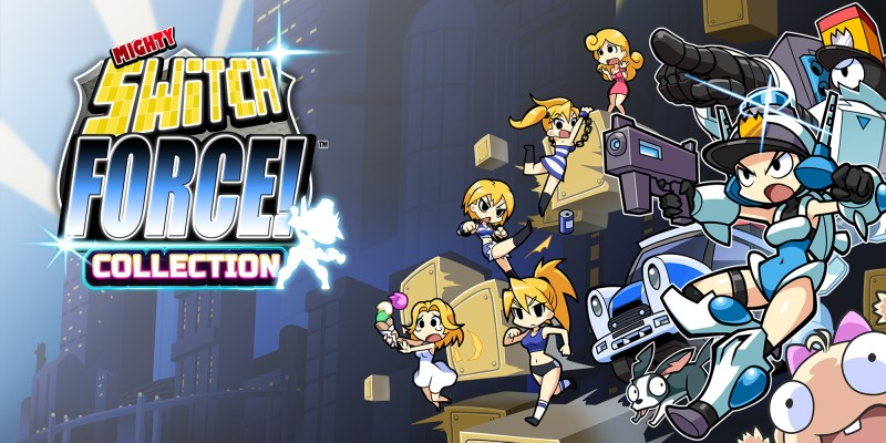 Mighty Switch Force! Collection