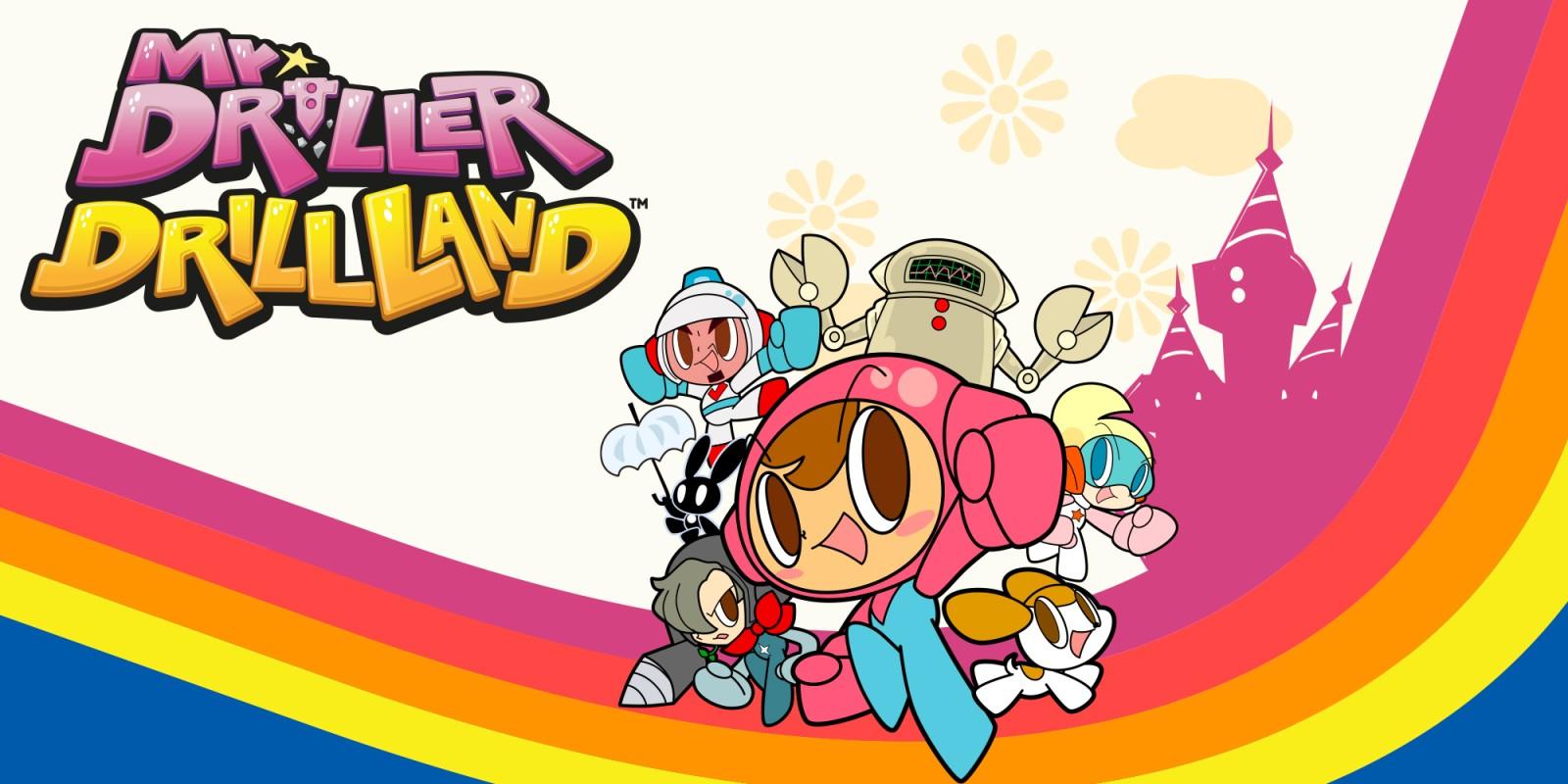 Mr. DRILLER DrillLand | Programas descargables Nintendo Switch ...