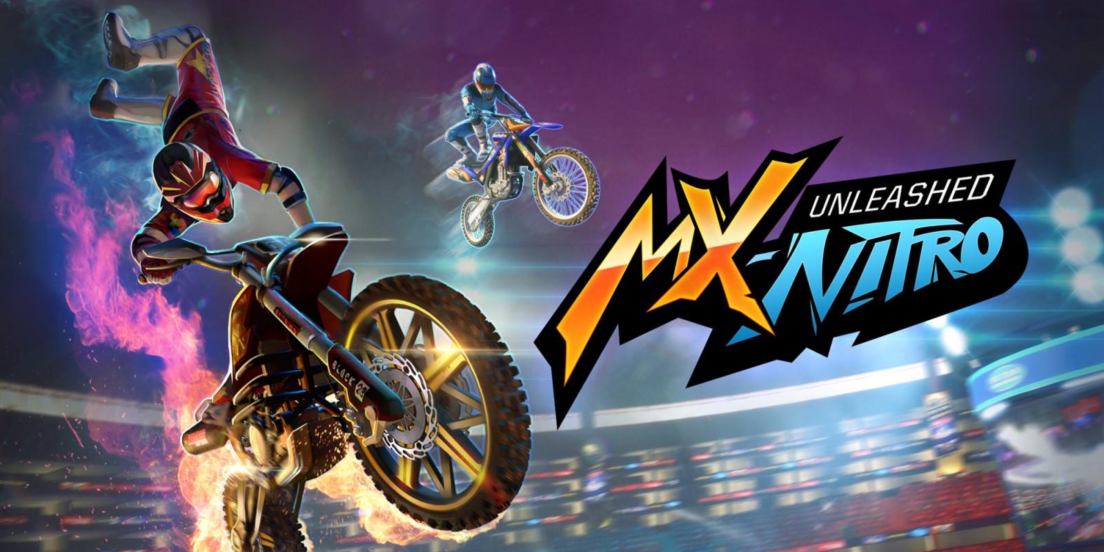 MotoX Nitro - Free Games