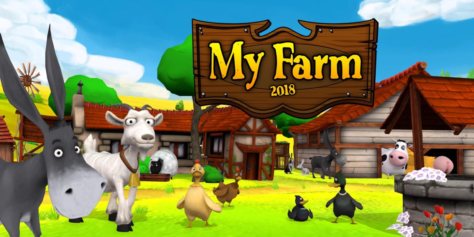 My Farm | Nintendo Switch download software | Games | Nintendo