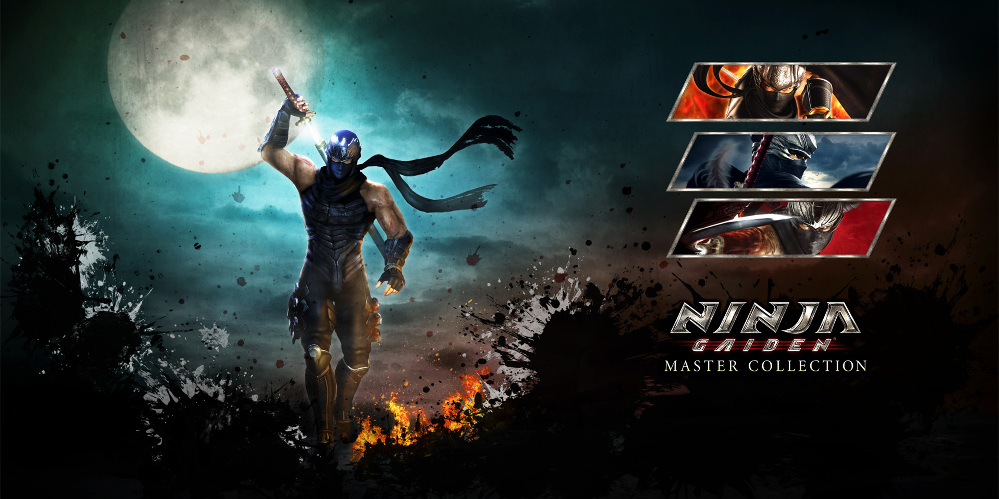 NINJA GAIDEN: Master Collection | Aplicações de download da Nintendo Switch  | Jogos | Nintendo