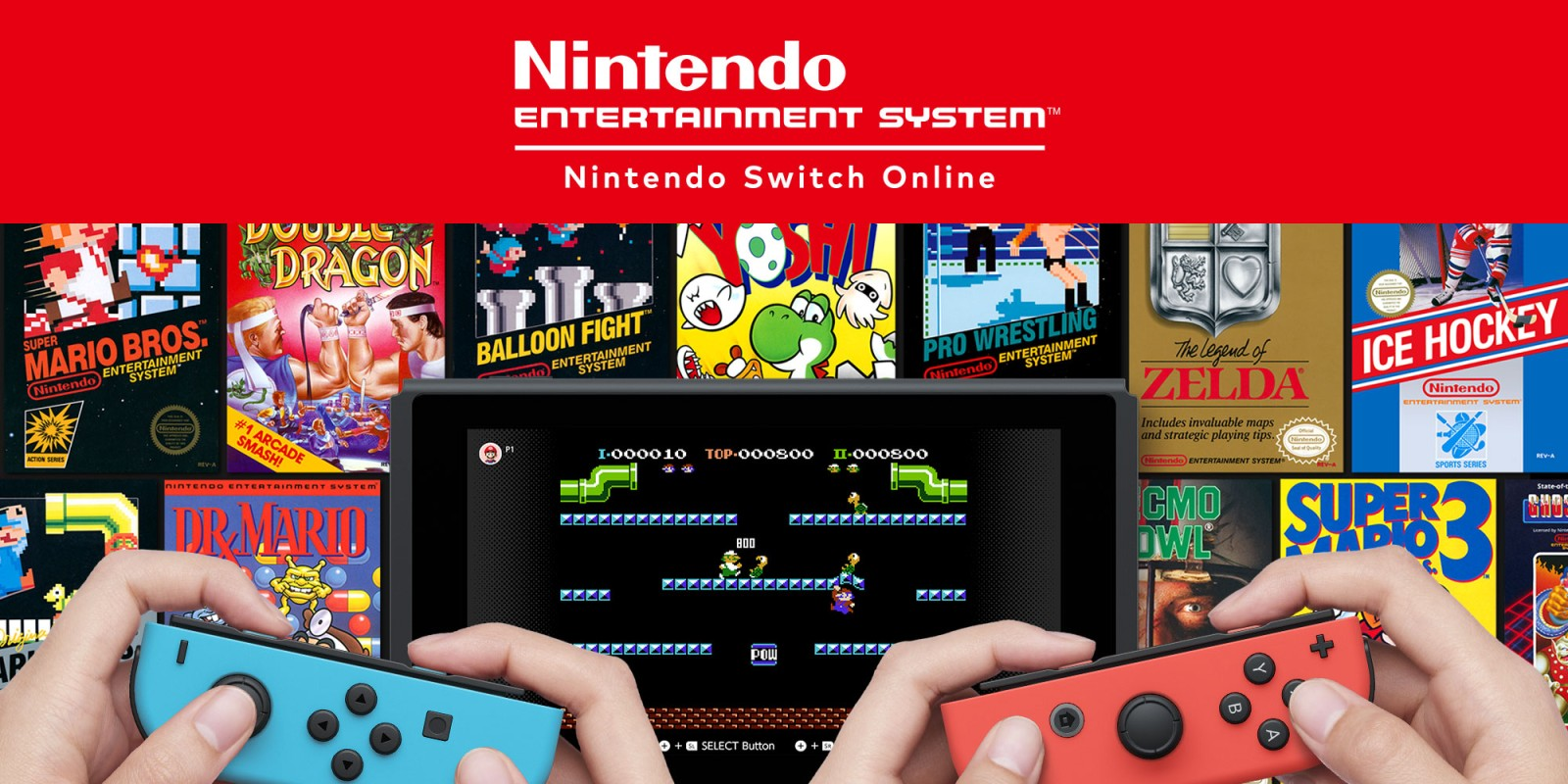 Nintendo Entertainment System Nintendo Switch Online Programas