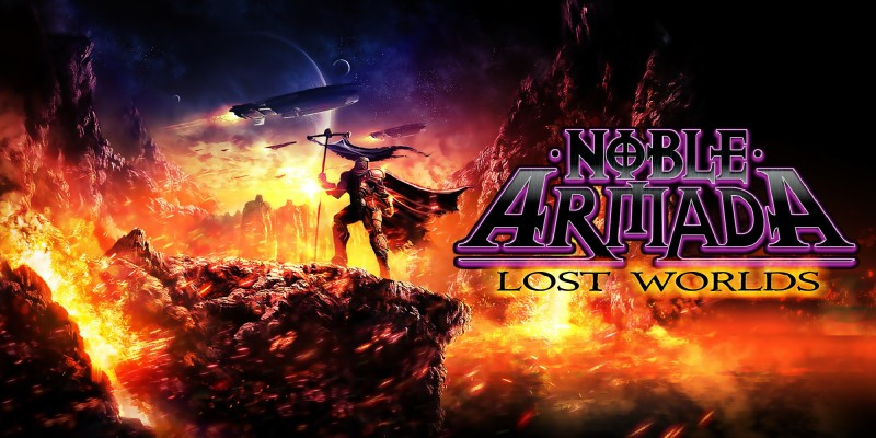 NOBLE ARMADA LOST WORLDS