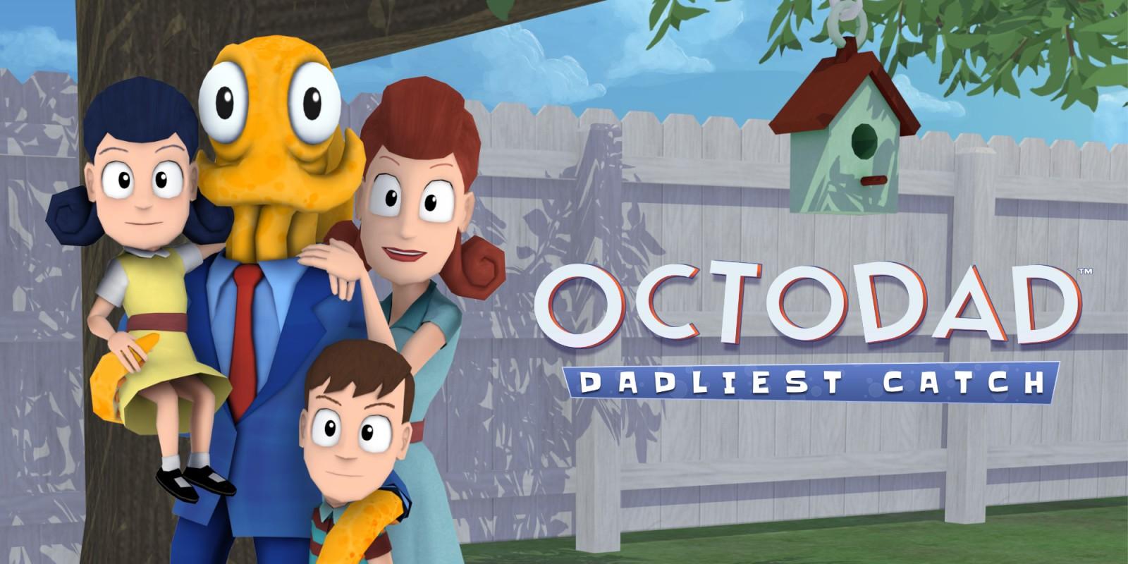 Octodad: Dadliest Catch | Загружаемые программы Nintendo Switch ...