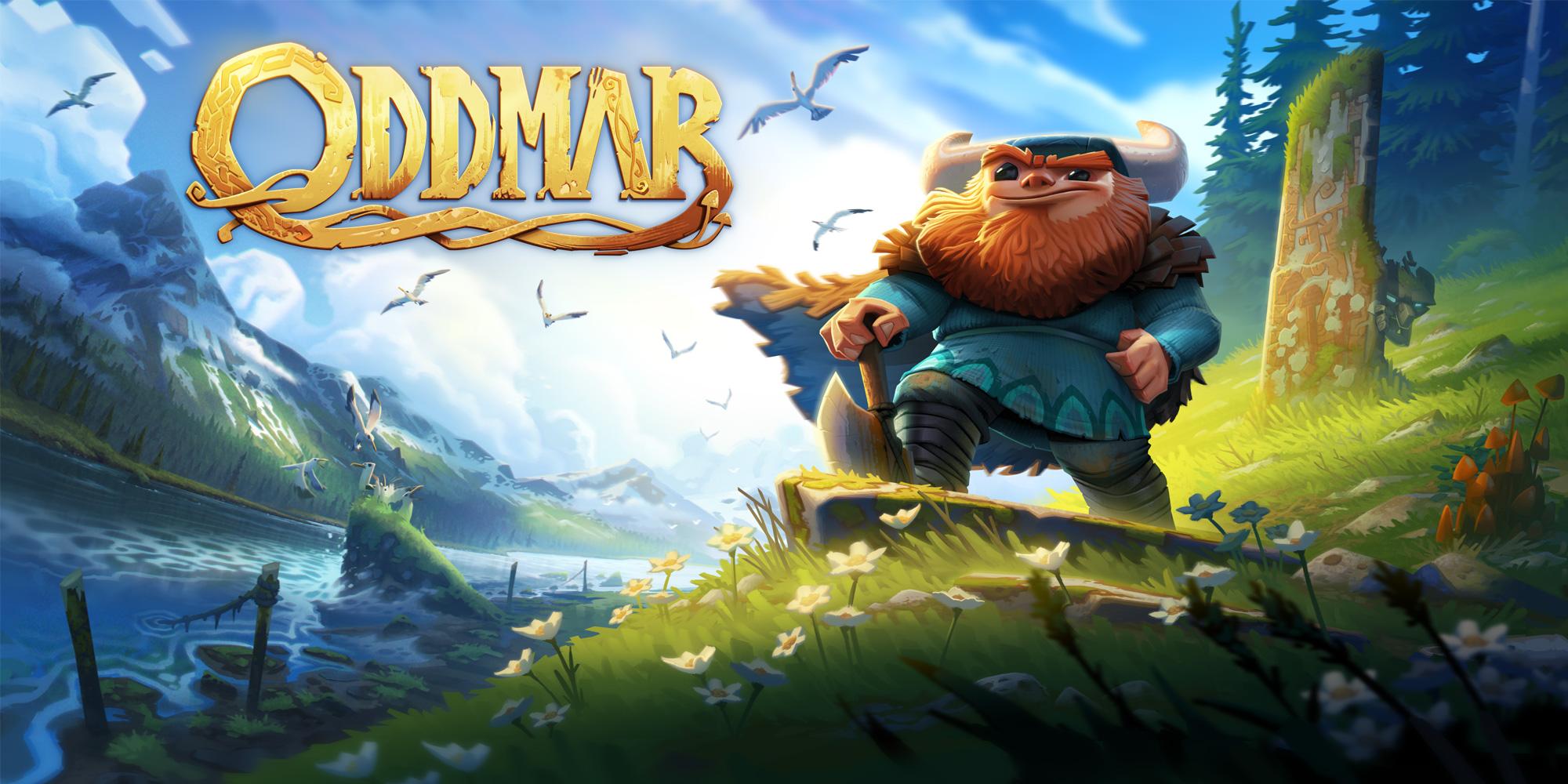 Oddmar | Programas descargables Nintendo Switch | Juegos | Nintendo