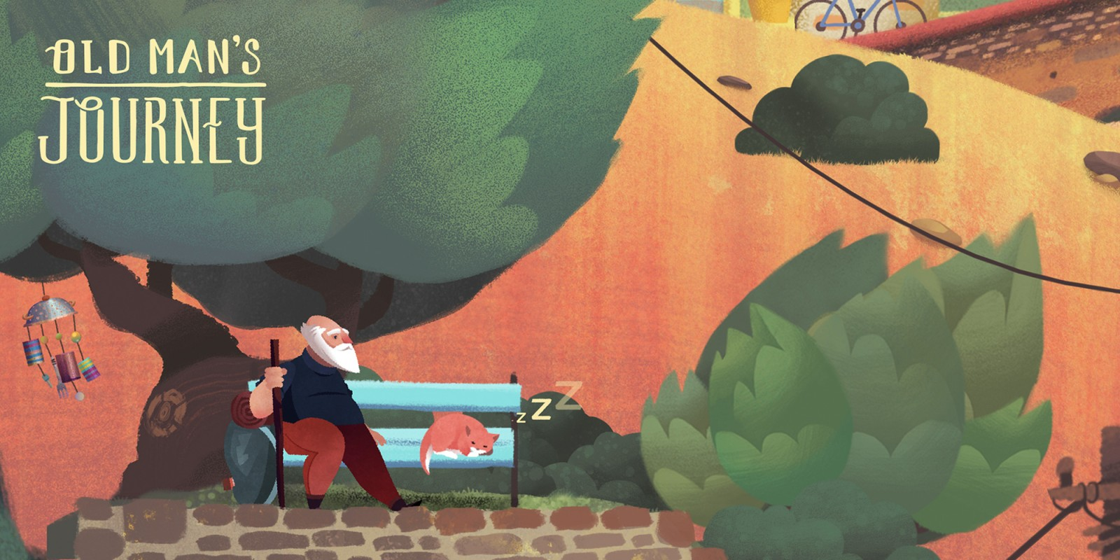 Old Mans Journey  Nintendo Switch Download Software -9307