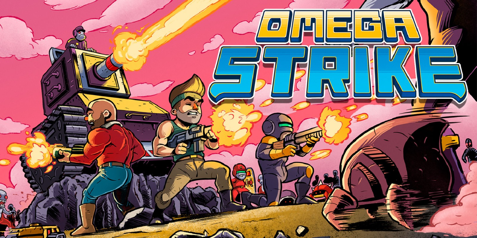 Omega Strike