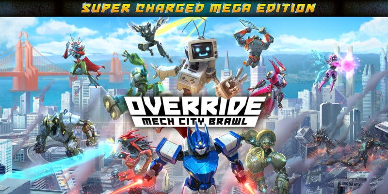 Override: Mech City Brawl – Super Charged Mega Edition