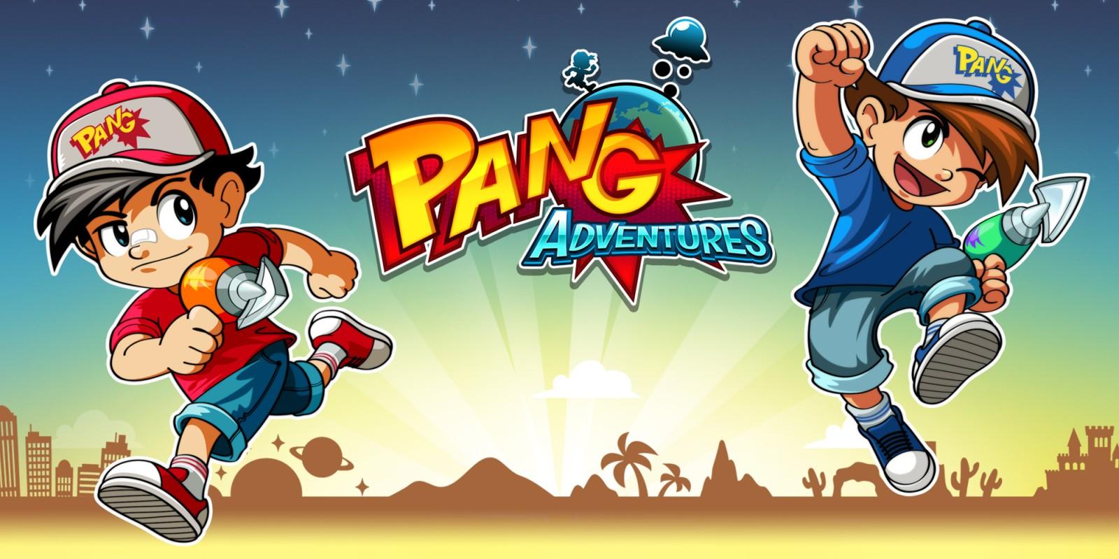 Resultado de imagen de Pang Adventures switch