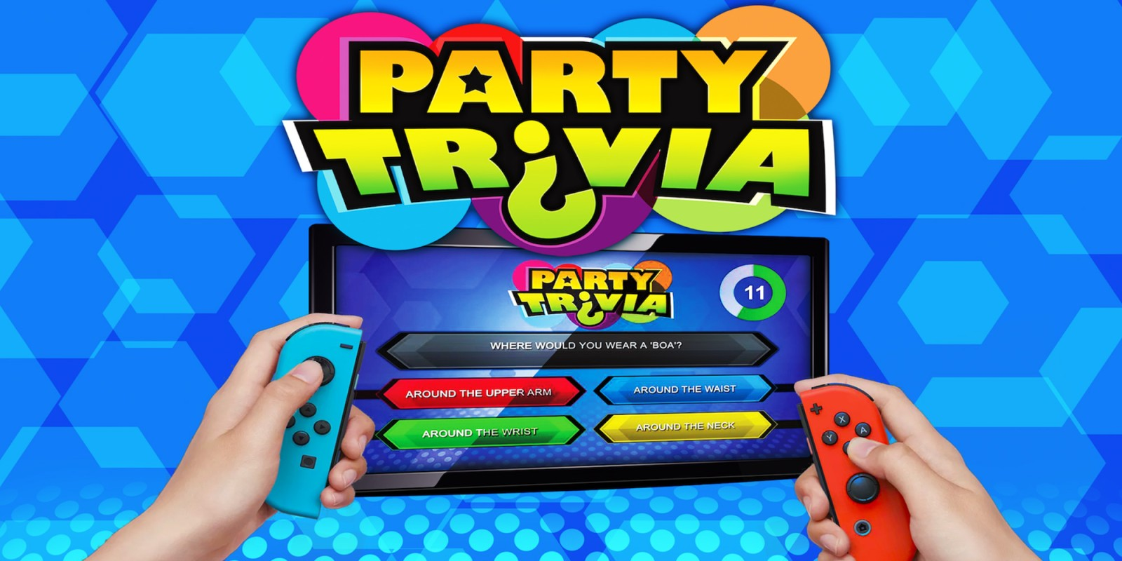 Party Trivia Programas Descargables Nintendo Switch Juegos