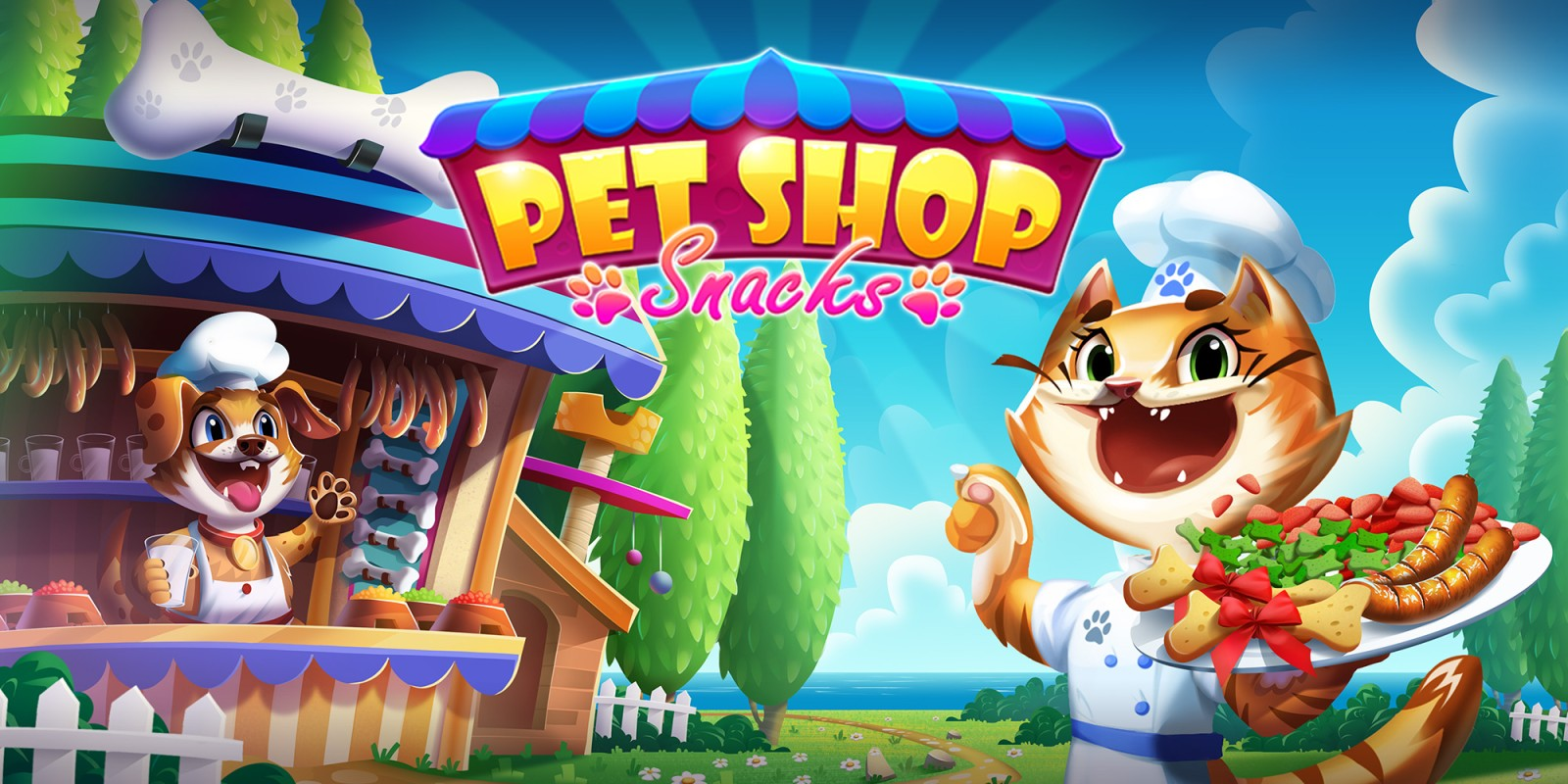 Pet Shop Snacks