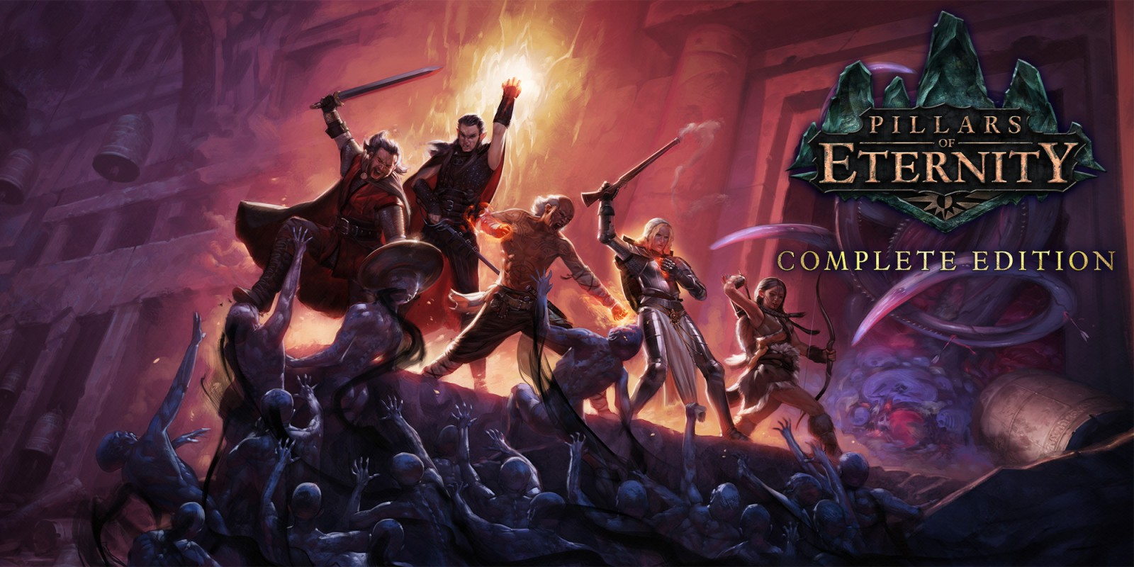 Pillars of Eternity: La Edición Completa