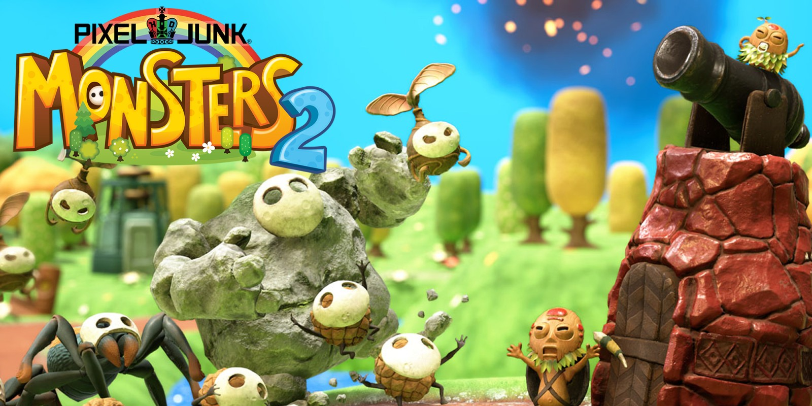 PixelJunk® Monsters 2