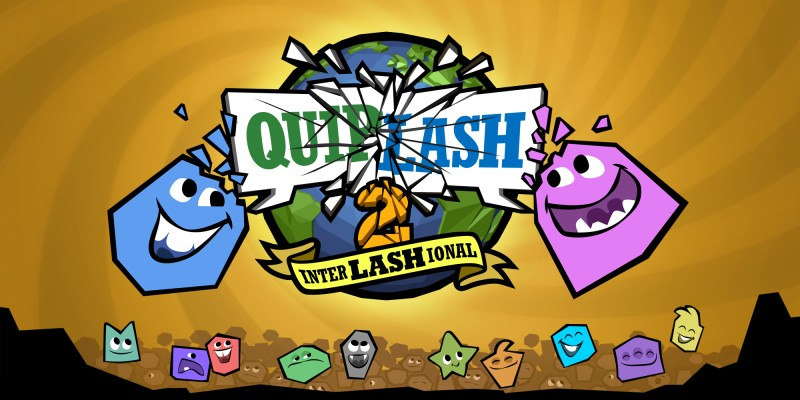 Quiplash 2 InterLASHional: The Say Anything Party Game!