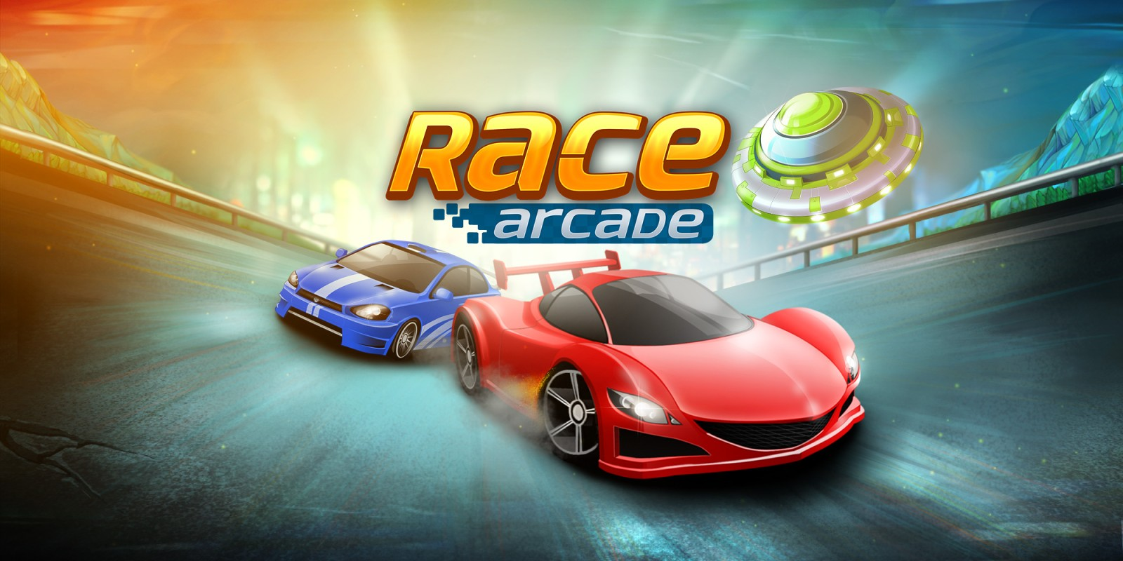 Driving Racing Car >> Race Arcade | Nintendo Switch download software | Games | Nintendo