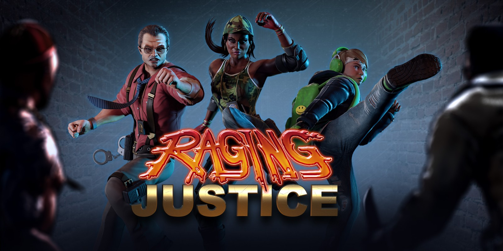 Raging Justice Nintendo Switch Download Software Games