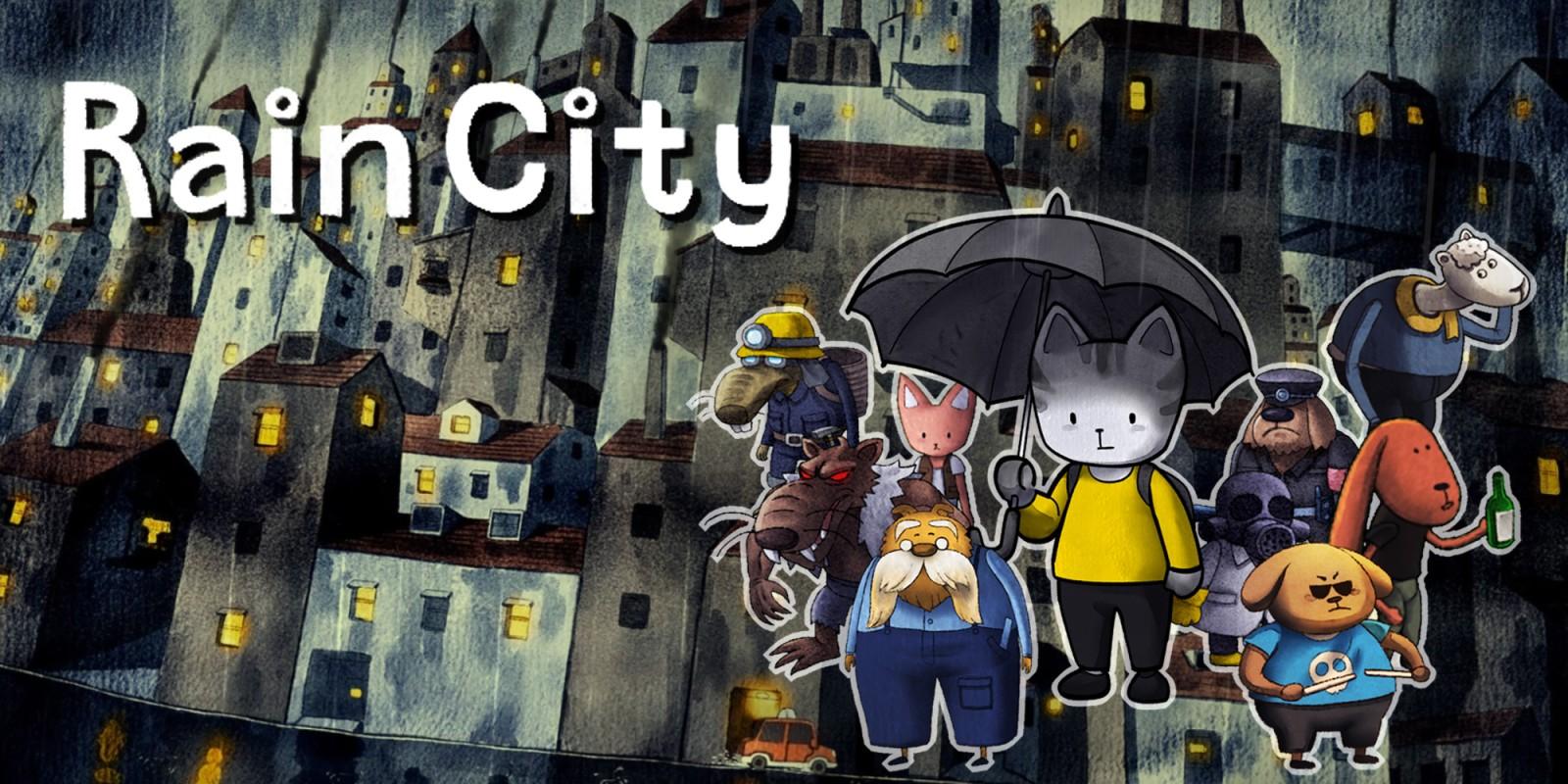Rain City | Nintendo Switch download software | Games | Nintendo