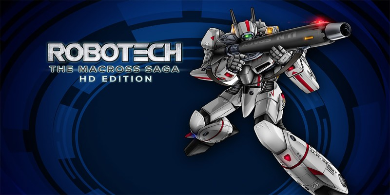 Robotech The Macross Saga HD Edition