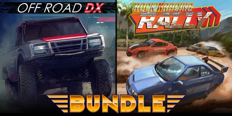 Rock 'N Racing Bundle Off Road & Rally