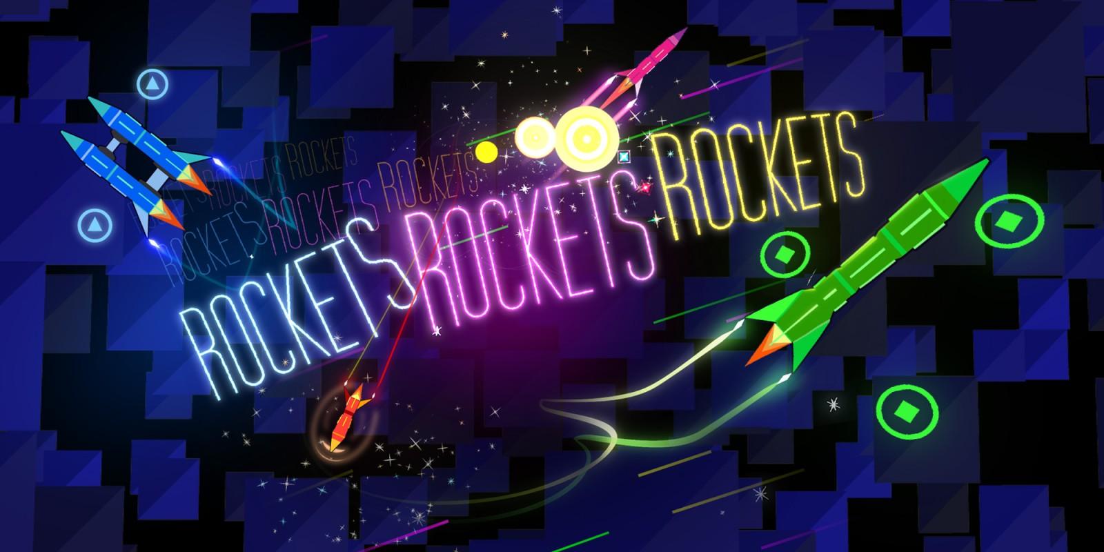ROCKETSROCKETSROCKETS | Nintendo Switch download software