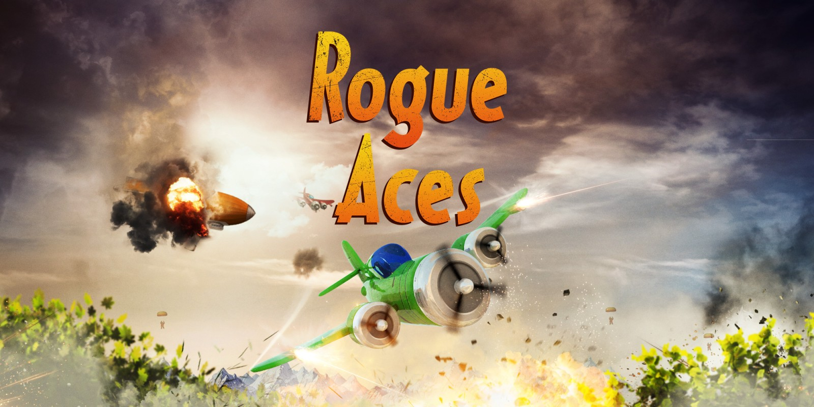Rogue Aces Programas Descargables Nintendo Switch Juegos Nintendo