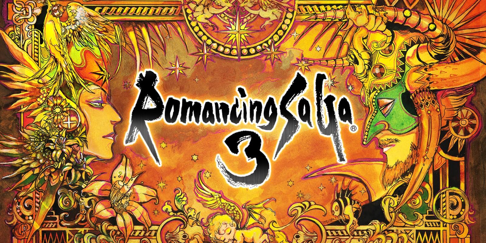 Romancing SaGa 3 | Aplicações de download da Nintendo Switch ...