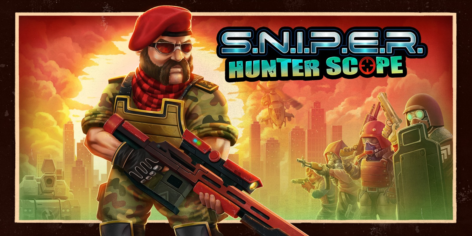 S.N.I.P.E.R. - Hunter Scope