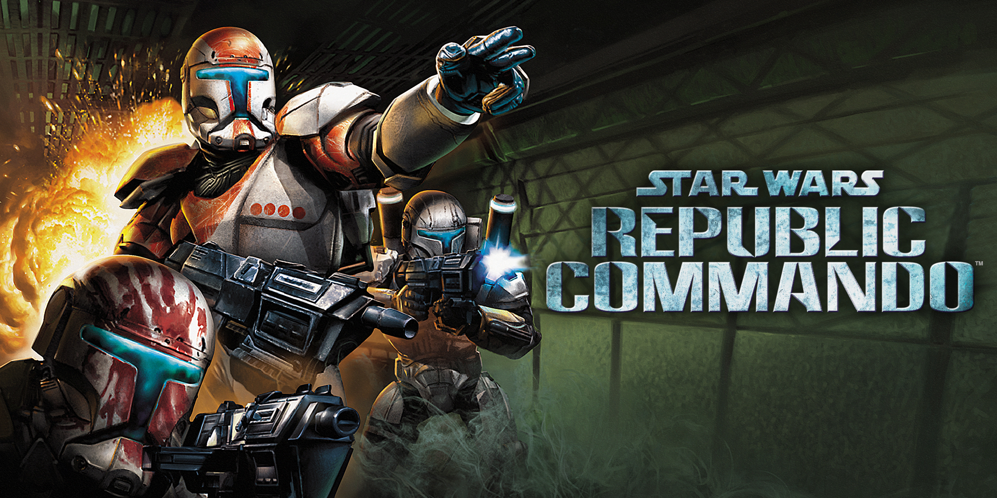 Game incursion – Star Wars Republic Commando
