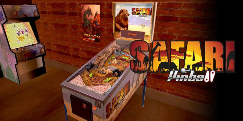 Safari Pinball