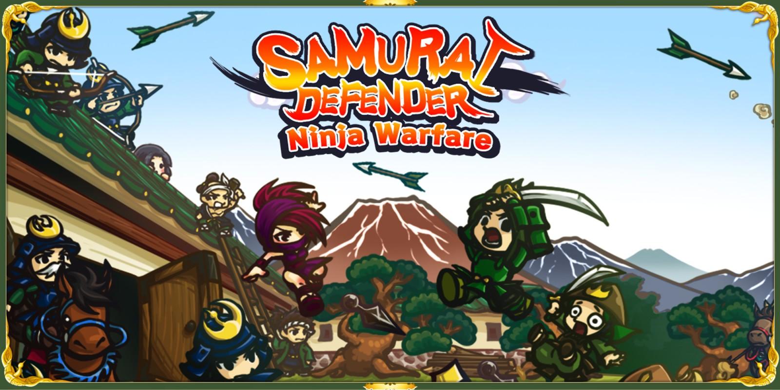 Baixar Samurai Defender With Ninja Hackeado e Atualizado 2018 Com Dinheiro Infinito - Winew, dinheiro infinito, dinheiro ilimitado, money unlimited