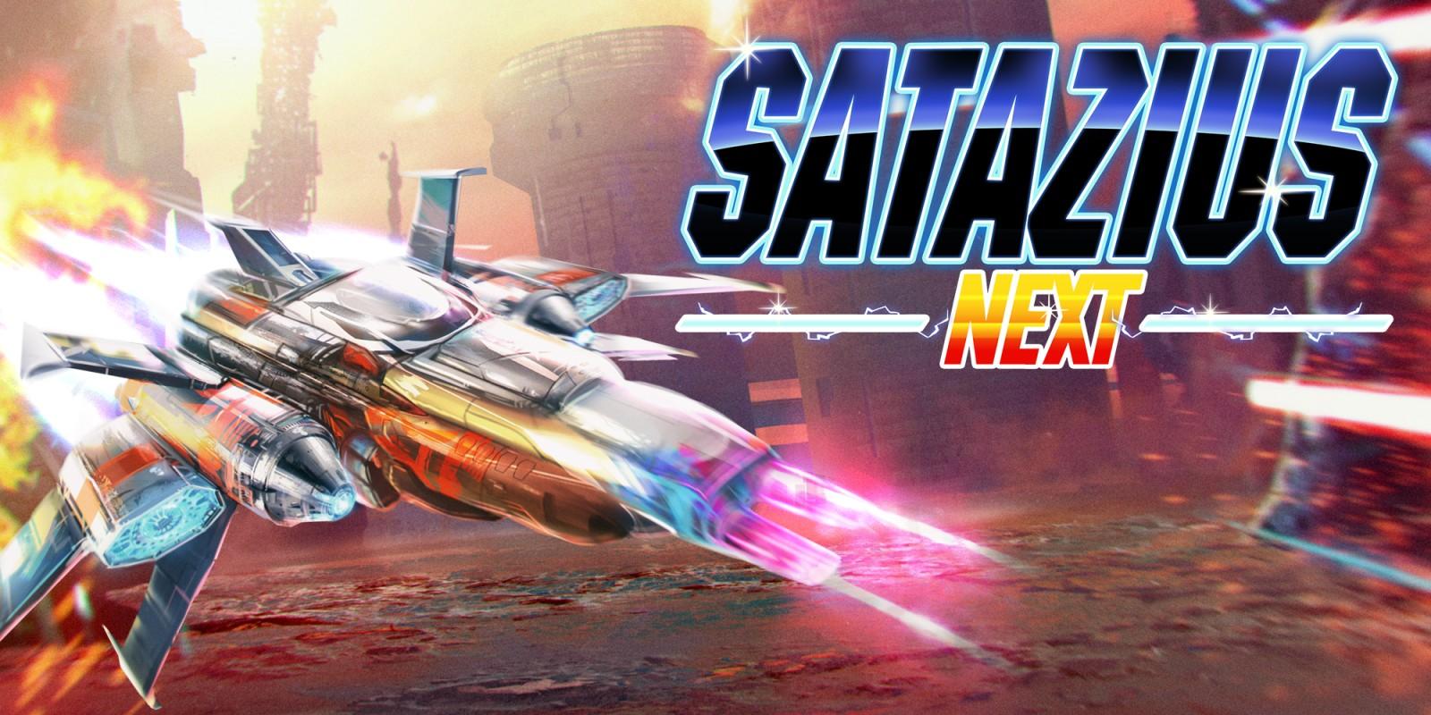 Satazius NEXT | Programas descargables Nintendo Switch | Juegos ...