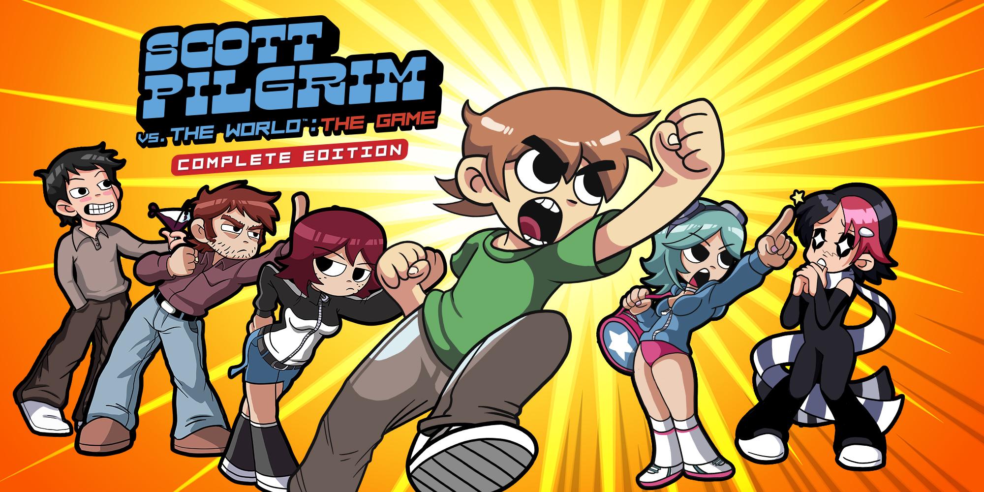 Scott Pilgrim vs. The World™: The Game – Complete Edition | Aplicações de  download da Nintendo Switch | Jogos | Nintendo