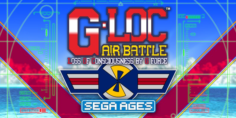 SEGA AGES G-LOC AIR BATTLE