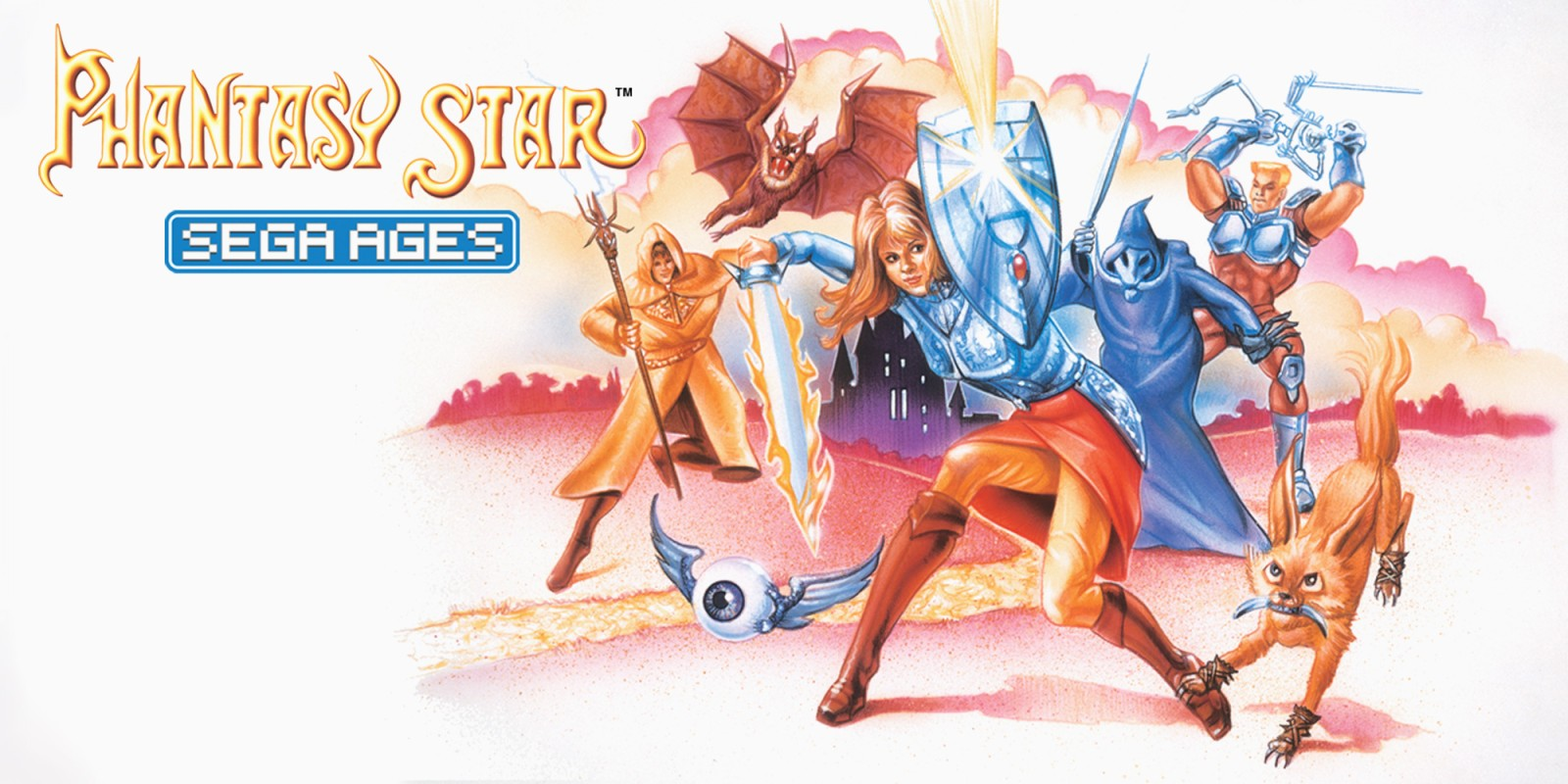 Image result for sega ages phantasy star switch