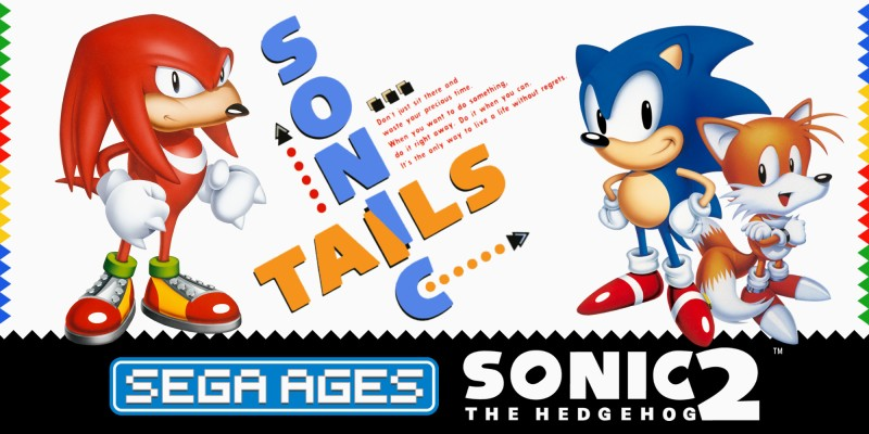 SEGA AGES Sonic The Hedgehog 2