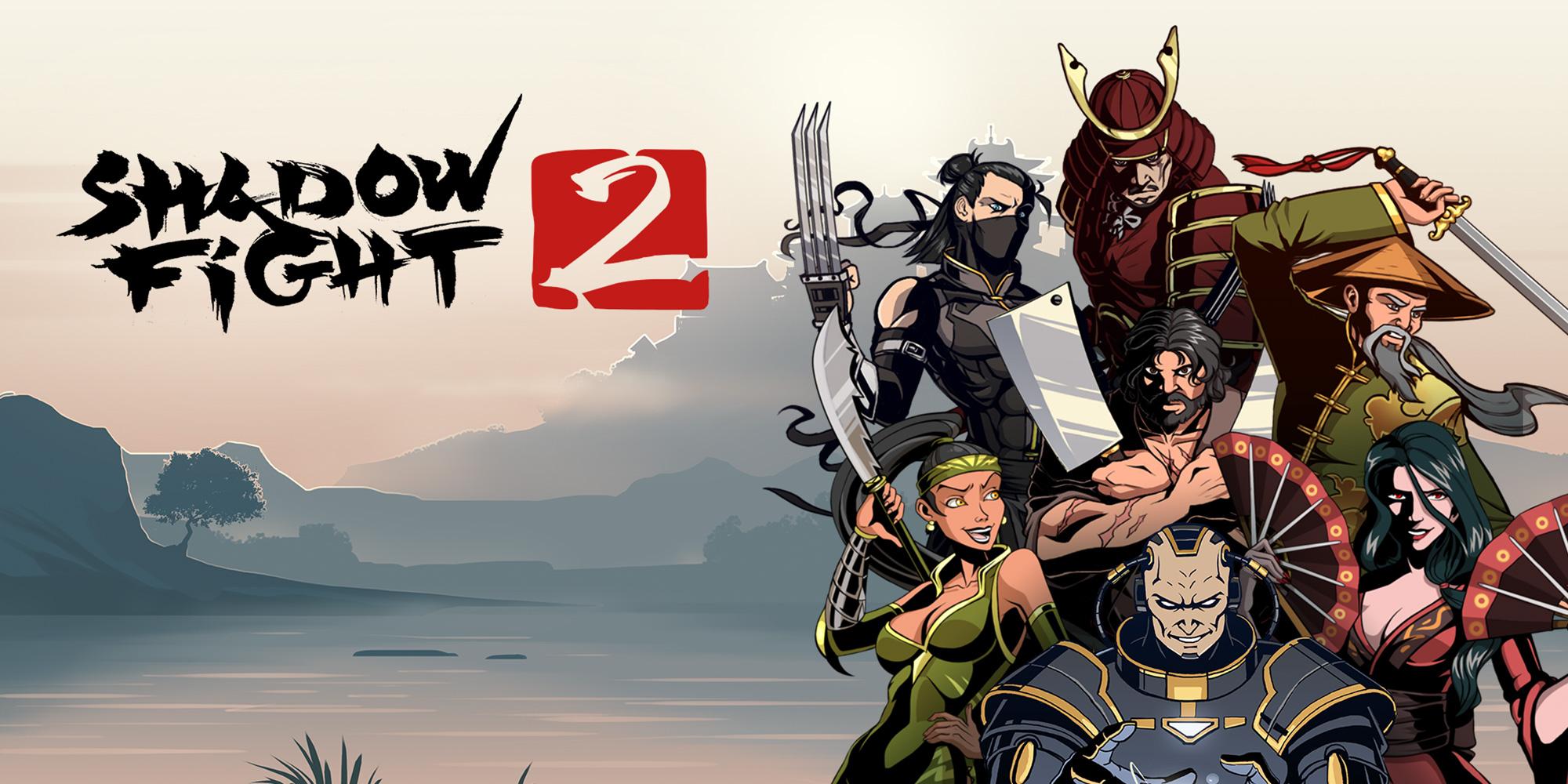 Shadow Fight 2 | Nintendo Switch download software | Games | Nintendo